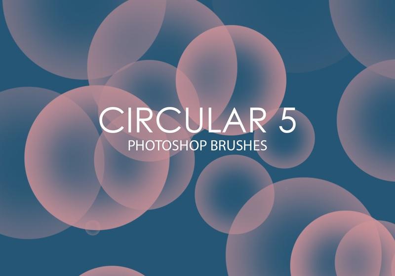 Free Circular Photoshop Brushes 5 Photoshop brush