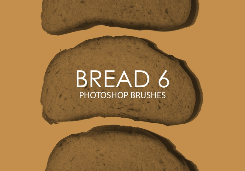Free Bread Photoshop Brushes 6 Photoshop brush