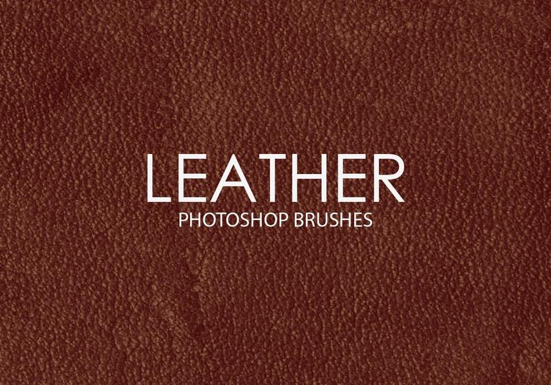 Free Leather Photoshop Brushes Photoshop brush