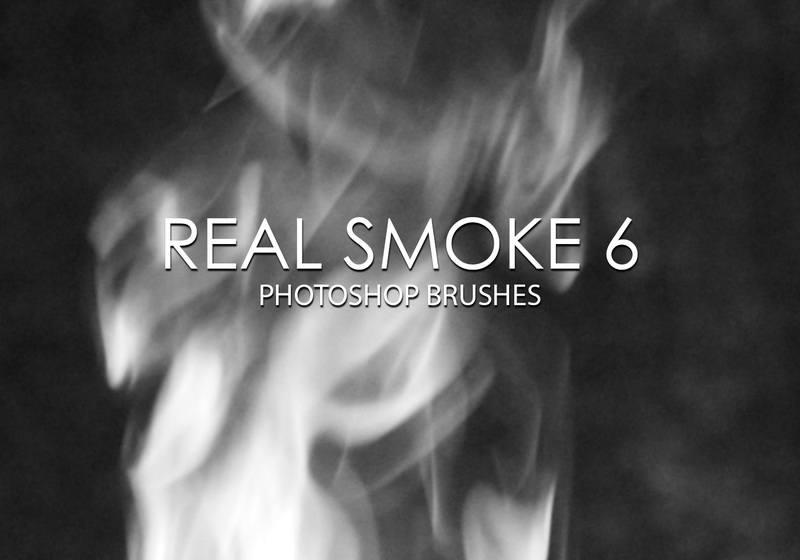 Free Real Smoke Photoshop Brushes 6 Photoshop brush