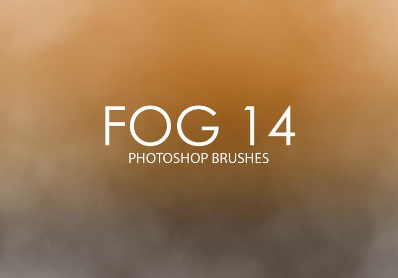 Free Fog Photoshop Brushes 14 Photoshop brush