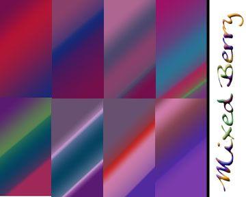 Mixed Berry Photoshop brush