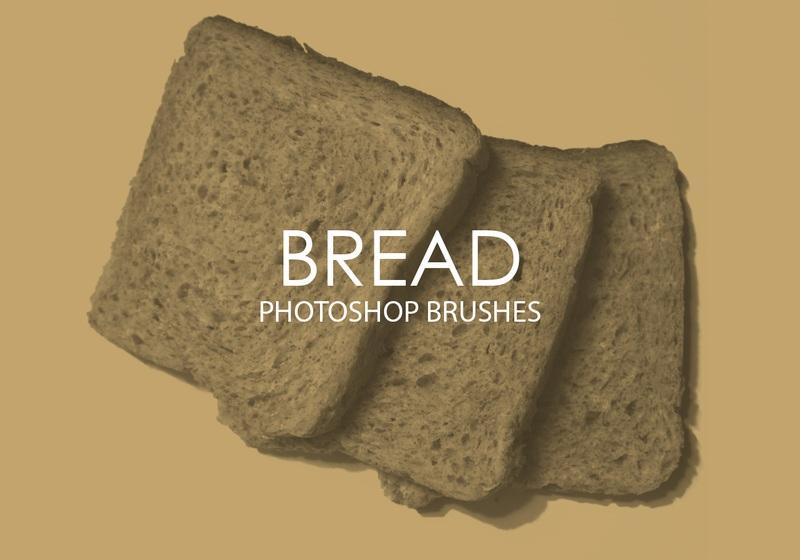 Free Bread Photoshop Brushes Photoshop brush