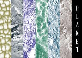 Planet Texture Brush Set Photoshop brush