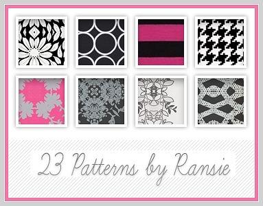 Patterns 24 Photoshop brush