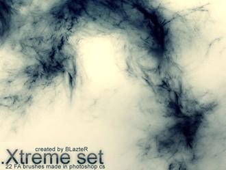 Xtreme Brush Set Photoshop brush