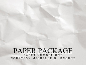 Paper Package Photoshop brush