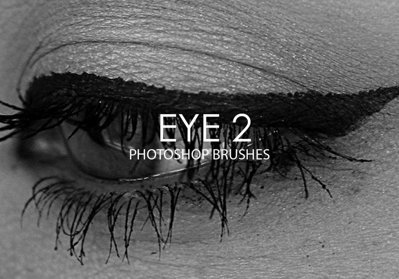 Free Eye Photoshop Brushes 2 Photoshop brush