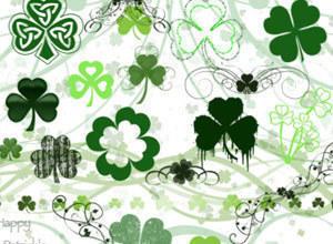 St. Patrick's Day Brushes Photoshop brush