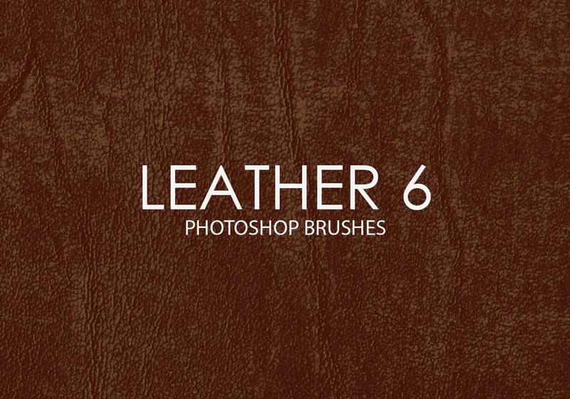 Free Leather Photoshop Brushes 6 Photoshop brush