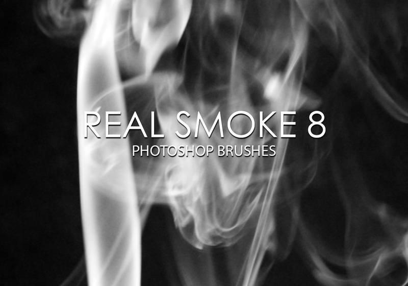 Free Real Smoke Photoshop Brushes 8 Photoshop brush
