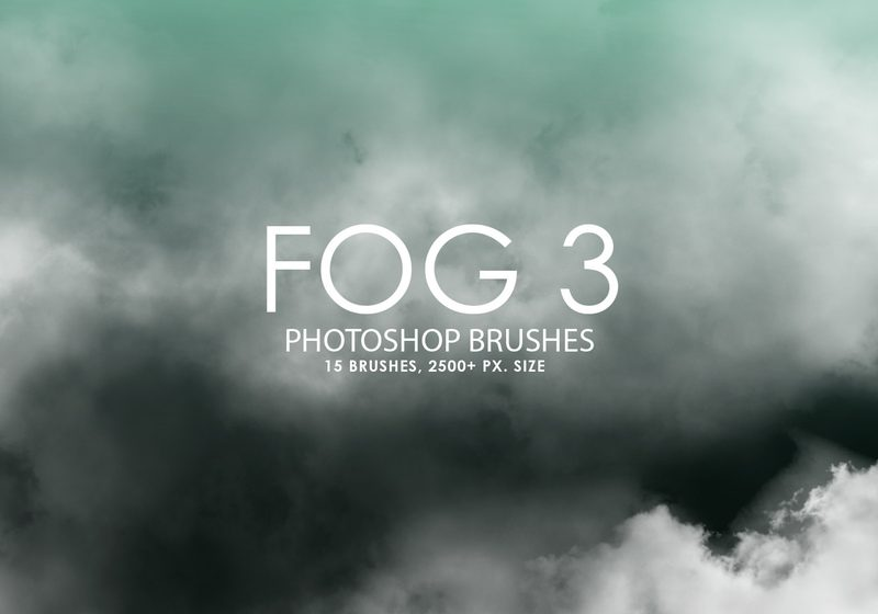 Free Fog Photoshop Brushes 3 Photoshop brush
