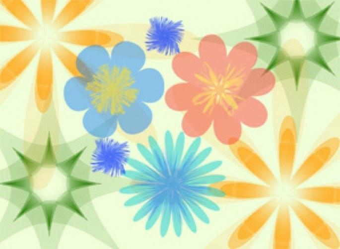 Floral brushes Photoshop brush