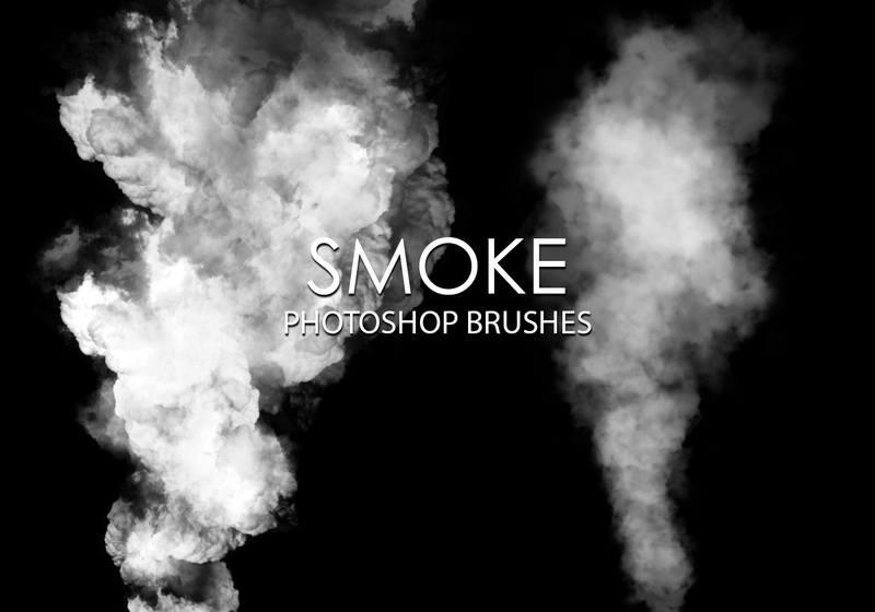 Free Smoke Photoshop Brushes Photoshop brush