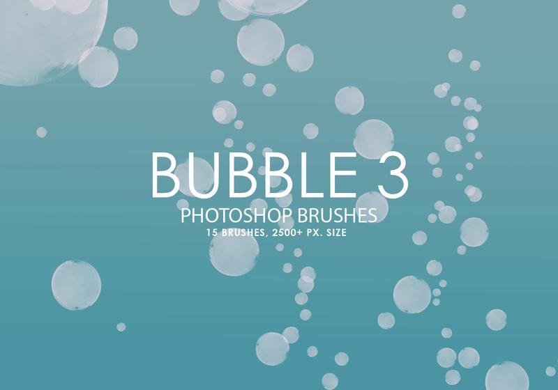 Free Bubble Photoshop Brushes 3 Photoshop brush