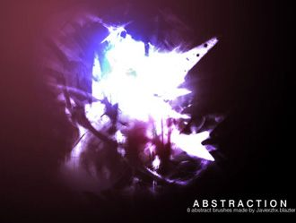 Abstraction Photoshop brush