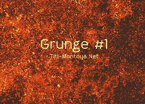 Grunge Brushes 1 Photoshop brush