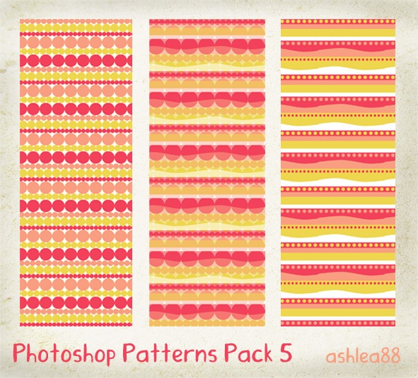 PS Patterns Pack 5 Photoshop brush