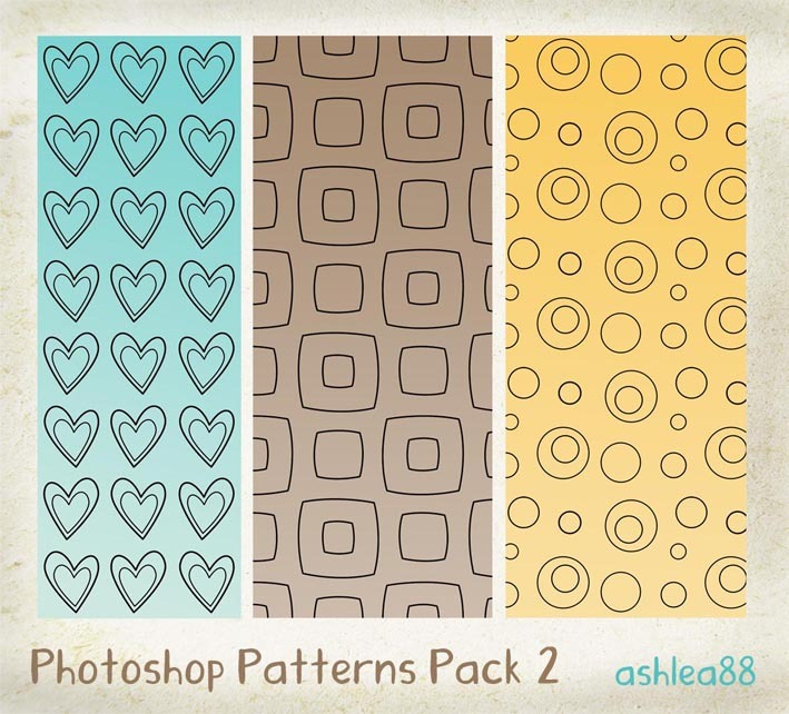 PS Patterns Pack 2 Photoshop brush