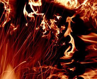 Fire & Flame Brushes (Promo) Photoshop brush