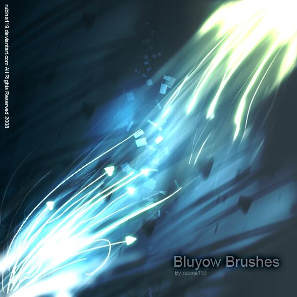 Bluyow Brushes Photoshop brush