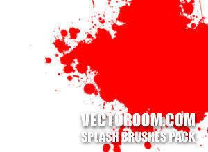 Splash 1.0 Photoshop brush