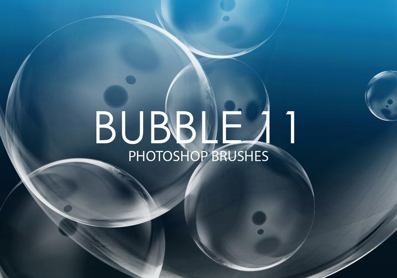 Free Bubble Photoshop Brushes 11 Photoshop brush