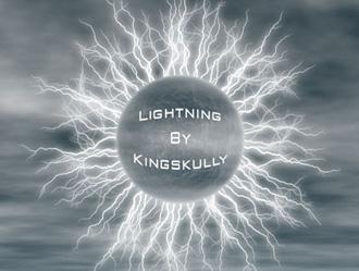 Lightning Brushes Photoshop brush