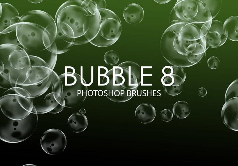 Free Bubble Photoshop Brushes 8 Photoshop brush