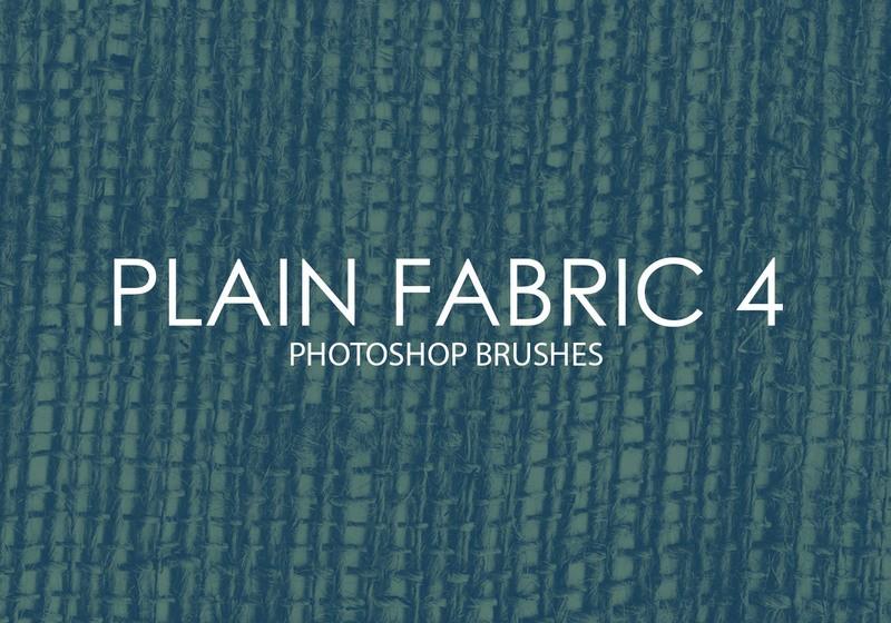 Free Plain Fabric Photoshop Brushes 4 Photoshop brush