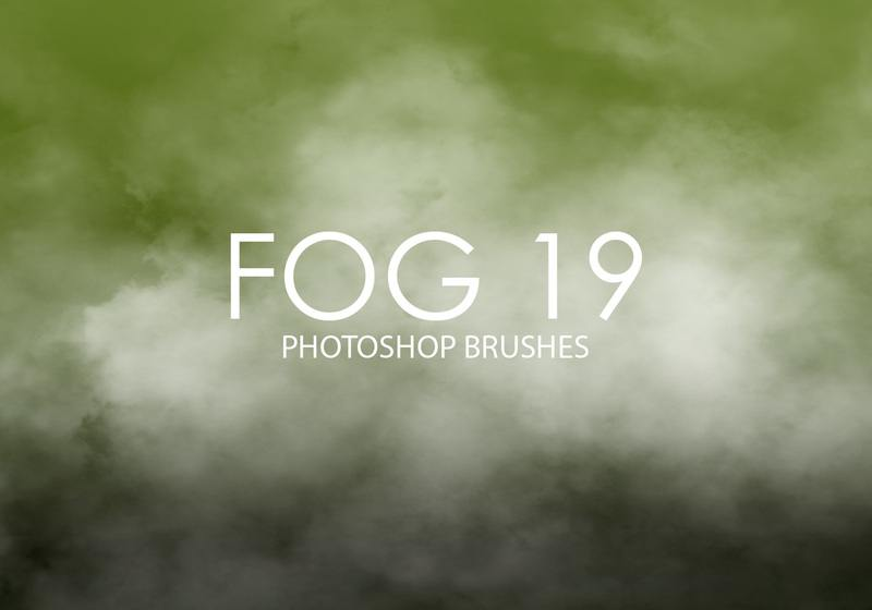 Free Fog Photoshop Brushes 19 Photoshop brush