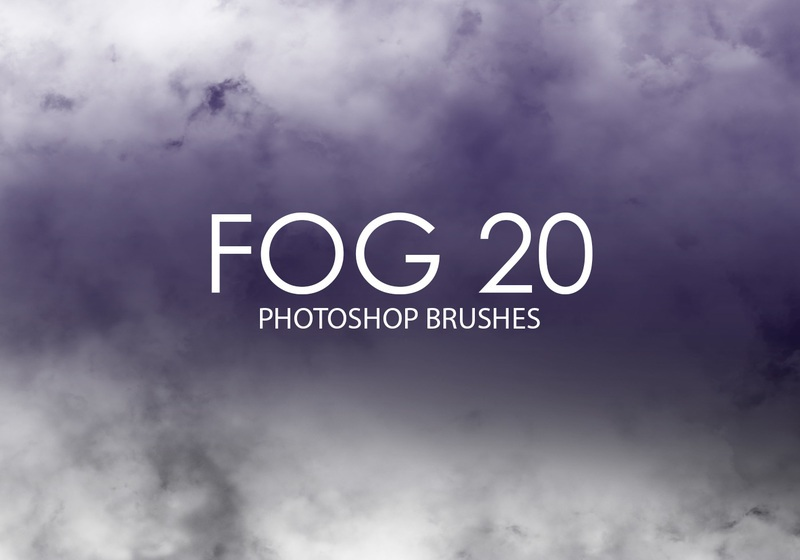 Free Fog Photoshop Brushes 20 Photoshop brush