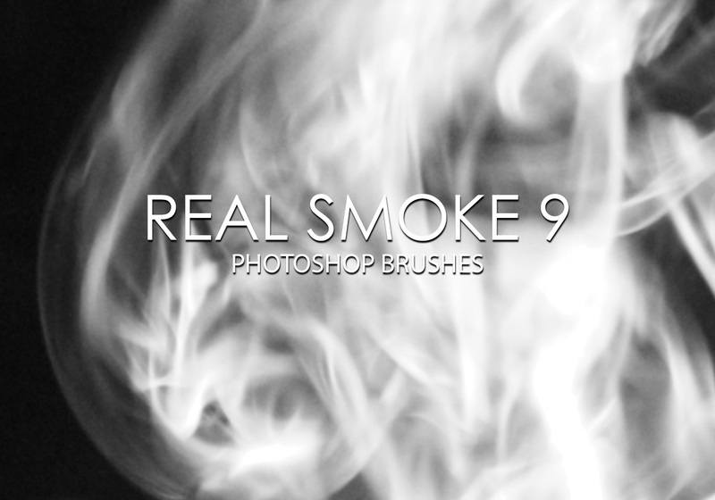 Free Real Smoke Photoshop Brushes 9 Photoshop brush