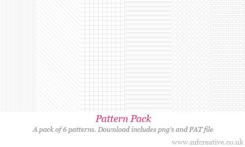 Pattern Pack Photoshop brush