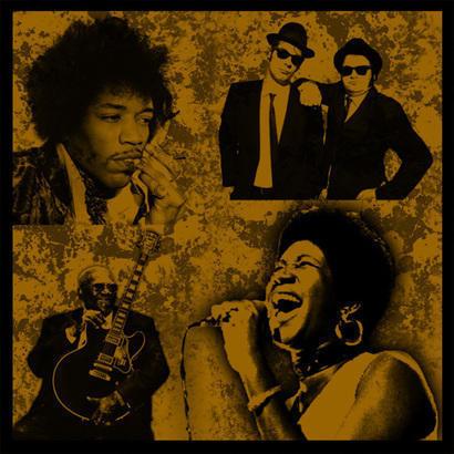 STV Rock n Roll Stars Brushes  Photoshop brush