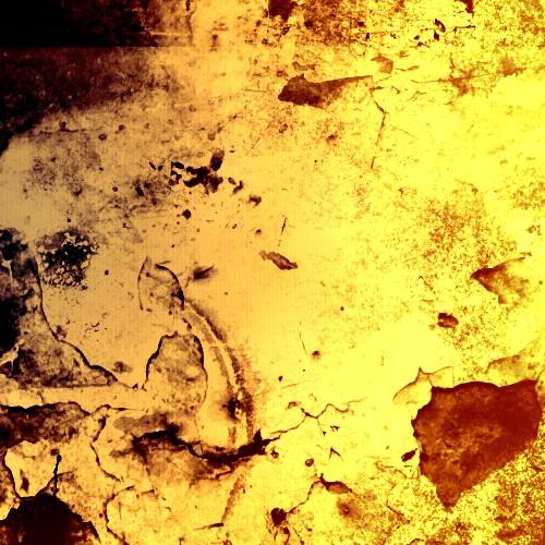 7 Assorted Grunge-Rust Brushes Photoshop brush