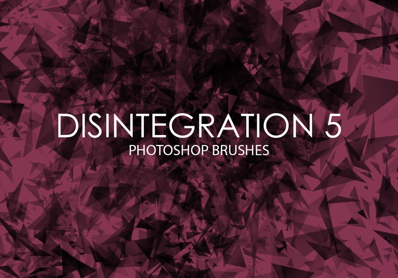 Free Disintegration Photoshop Brushes 5 Photoshop brush