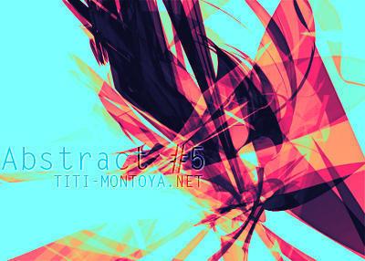 Abstract Brushes 5 Photoshop brush