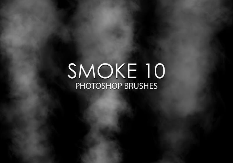 Free Smoke Photoshop Brushes 10 Photoshop brush