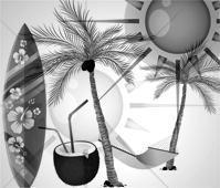 Summer Bundle Free Samples Photoshop brush