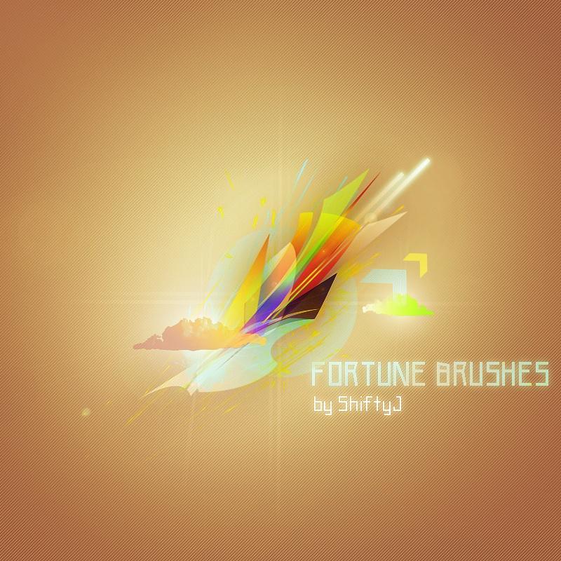 Fortune Brushes Photoshop brush