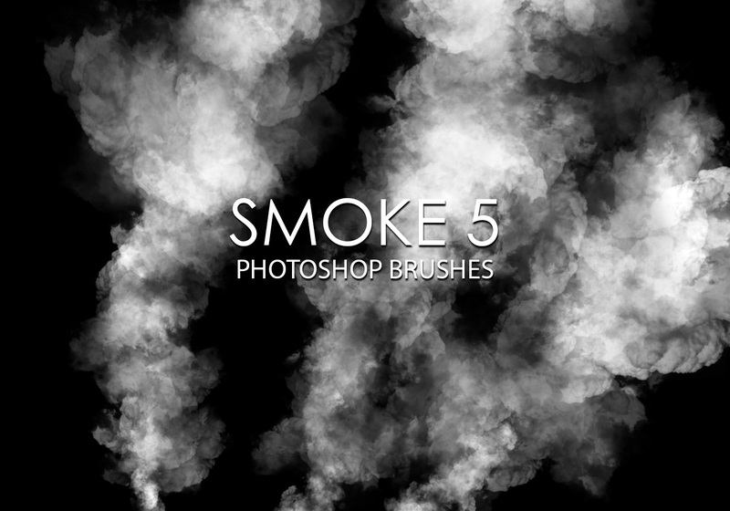 Free Smoke Photoshop Brushes 5 Photoshop brush