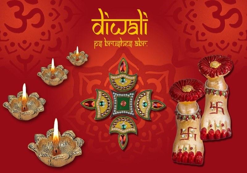 20 Diwali PS Brushes abr. vol.3 Photoshop brush