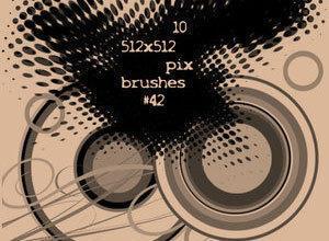 Very Big Brushes Photoshop brush