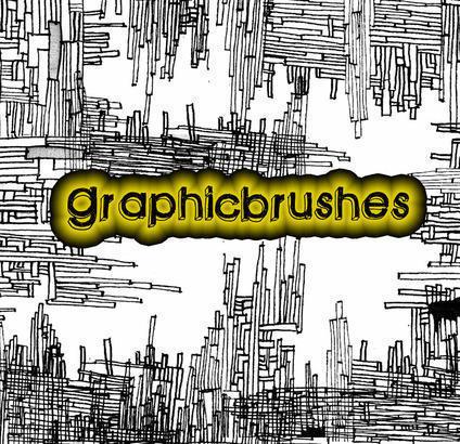 graphik brushes Photoshop brush