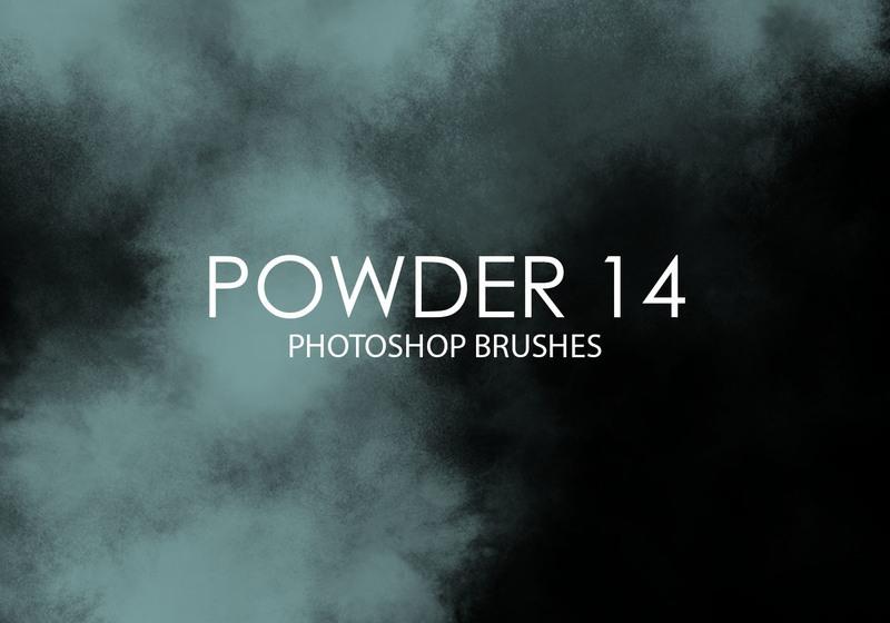 Free Powder Photoshop Brushes 14 Photoshop brush