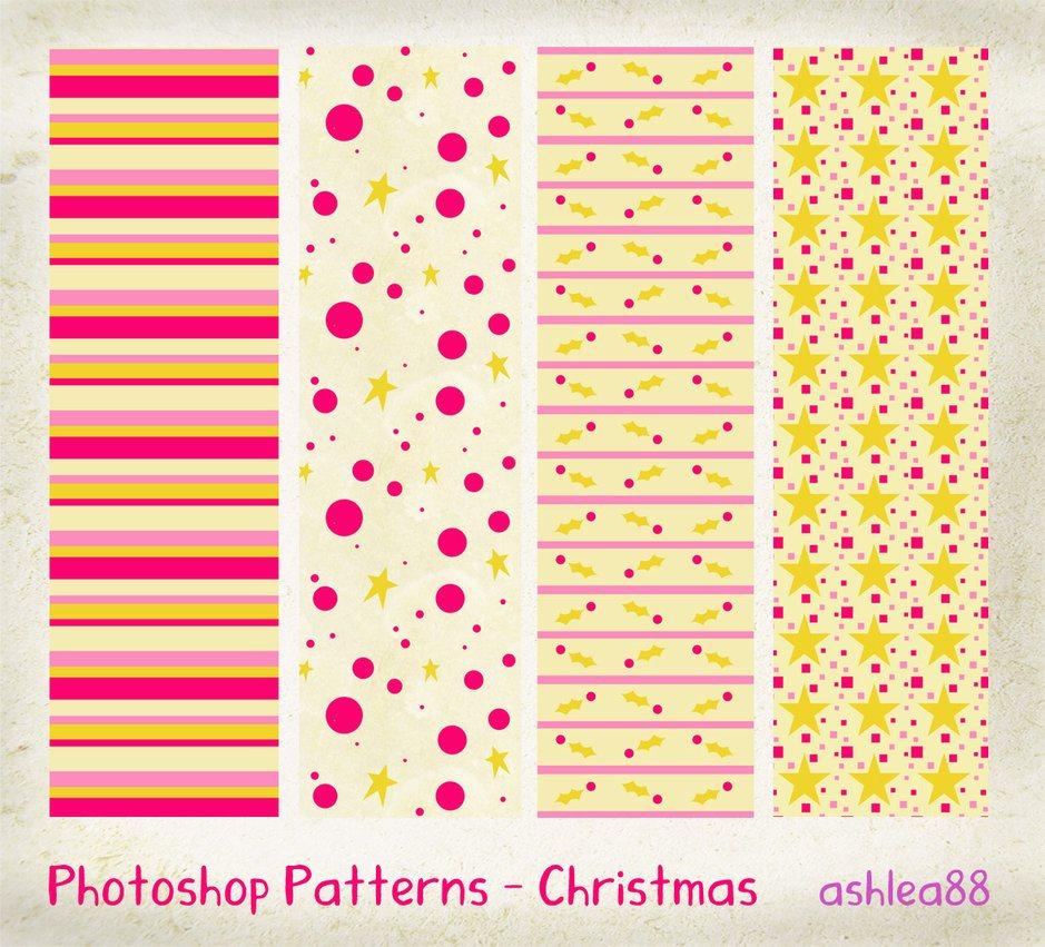 Christmas Photoshop brush