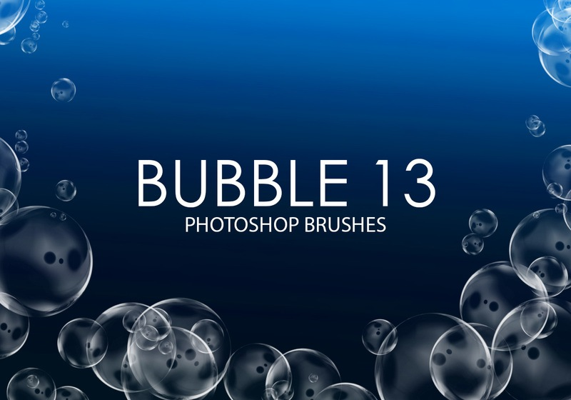 Free Bubble Photoshop Brushes 13 Photoshop brush