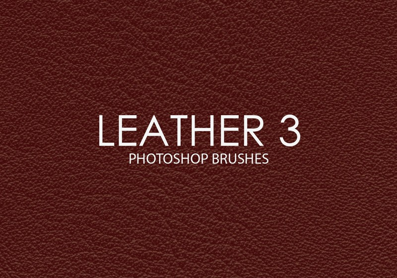 Free Leather Photoshop Brushes 3 Photoshop brush