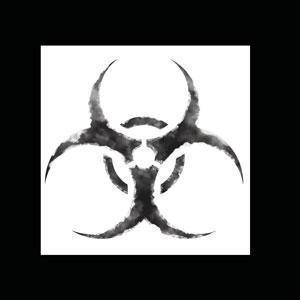 Biohazard Symbol Brushes Photoshop brush